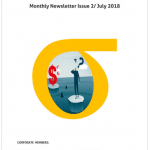 Monthly Newsletter Issues 2/ July 2018